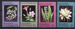 1984 - ST.VINCENT E GRENADINE - Mi. Nr. 340/343 - NH - (UP.207.32) - St.Vincent E Grenadine