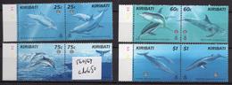 1998 - KIRIBATI - Mi. Nr. 781-788 - NH - (UP121.9) - Kiribati (1979-...)
