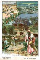 CHROMO  NOS COLONIES  SOUDAN - Trade Cards