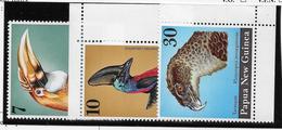 Papouasie Nouvelle Guinée N°269/271 - Neufs ** Sans Charnière - TB - Papouasie-Nouvelle-Guinée