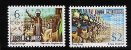 Papouasie Nouvelle Guinée N°272/273 - Neufs ** Sans Charnière - TB - Papouasie-Nouvelle-Guinée
