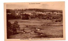 La Corrèze Illustrée - Peyrelevade -vue Générale Et Vallée De La Vienne- Voir état - Autres Communes
