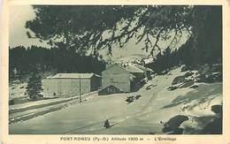 P-Mon18 - 4448 : FONT-ROMEU - Autres Communes