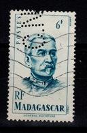 Madagascar - Perfin YV 314 Perforé CN - Madagascar (1889-1960)