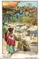 CHROMO  NOS COLONIES  MADAGASCAR - Trade Cards