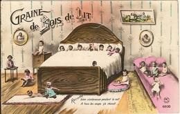 GRAINE DE BOIS DE LIT     26 - Humour