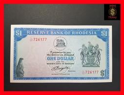 Rhodesia  1 $ 2.8.1979  P. 38 UNC - Rhodesia
