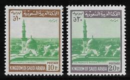Arabie Saoudite N°326/327 - Neufs ** Sans Charnière - TB - Arabie Saoudite