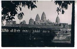 CAMBODGE  CARTE   PHOTO  TBE     T79 - Cambodge