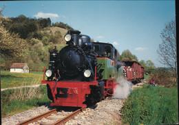 "SWEG, Narrow Gauge Steam Locomotive "" Frank S "" - Trains"