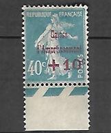 France  Caisse D' Amortissement 1927     Cat Yt N°  246  ,  N*  M LH - France