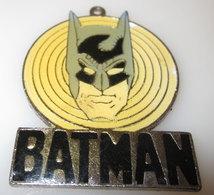 BATMAN CIONDOLO VINTAGE D. 3,5 Cm.  METAL - Batman