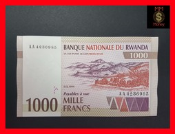 RWANDA 1.000 1000 Francs  1.12.1994  P. 24  UNC  *AA* - Rwanda