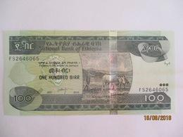 Ethiopie: 100 Birr - Neuf - Ethiopie