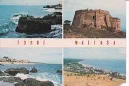 X788 TORRE MELISSA - VEDUTINE PANORAMICHE - Crotone