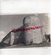 87 - CHALUS- UNE VUE DU CHATEAU - RARE PHOTO ORIGINALE - Places