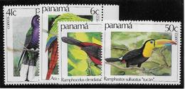 Panama N°899/902  - Neufs ** Sans Charnière - TB - Panama