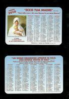 Calendarietto Sacro 2010 - Cuore Immacolato - Calendari