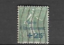 France  Caisse D' Amortissement 1927    Cat Yt N°  247 - France