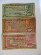 Ethiopie: 1, 5 & 10 Ethiopian Dollars 1966 - Ethiopie