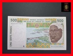 Senegal  500 Francs  1991  P. 710 K UNC - Senegal
