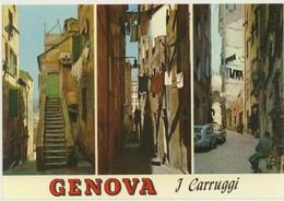 GENOVA -I CARRUGGI - Genova