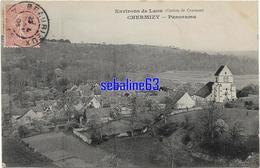 Environs De Laon - Chermizy - Panorama - 1905 - Autres Communes