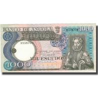Billet, Angola, 1000 Escudos, 1973, 1973-06-10, KM:108, SUP - Angola