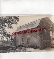 87 - CHALUS- LE CHATEAU DE CHALUS CHABROL  - RARE PHOTO ORIGINALE - Persone Identificate