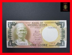 Sierra Leone  1 Leone 4.8.1984  P. 5 UNC - Sierra Leone