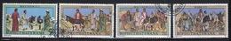 Bophuthatswana Set Of Stamps Celebrating Easter Palm Sunday  From 1983. - Bophuthatswana