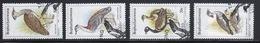 Bophuthatswana Set Of Stamps Celebrating Birds Of The Veld  From 1983. - Bophuthatswana