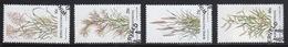 Bophuthatswana Set Of Stamps Celebrating Indigenous Grasses From 1984. - Bophuthatswana