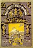 Clermont Ferrand (63) Guide Du Tourisme 1929 - Auvergne