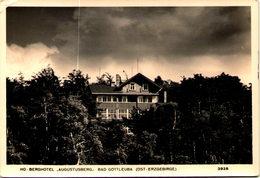 BAD GOTTLEUBA - Berghotel Augustusberg - Bad Gottleuba-Berggiesshuebel