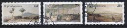 Bophuthatswana Set Of Stamps Celebrating Paintings By Thaba Nchu  From 1986. - Bophuthatswana