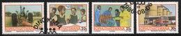 Bophuthatswana Set Of Stamps Celebrating Temisano Development Project  From 1986. - Bophuthatswana