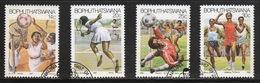 Bophuthatswana Set Of Stamps Celebrating Sports  From 1987. - Bophuthatswana