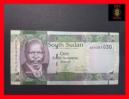 South Sudan  1 £  2011  P. 5 UNC - Soudan Du Sud