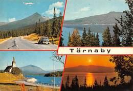 """0178 """" TARNABY - LAPPLAND SWEDEN """"  - CART. ORIG.  SPED. - Sweden"""