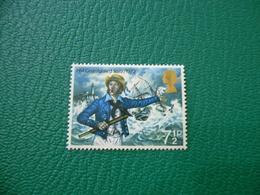 FRANCOBOLLO STAMPS  HM COASTGUARD 7 1/2 P - 1952-.... (Elisabetta II)