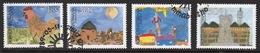 Bophuthatswana Set Of Stamps Celebrating Childrens Art From 1989. - Bophuthatswana