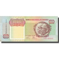 Billet, Angola, 1000 Kwanzas, 1991, 1991-02-04, KM:129c, SUP - Angola