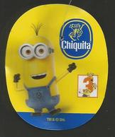 # PINEAPPLE CHIQUITA DESPICABLE ME 3 (Minions) Fruit Tag Balise Etiqueta Anhanger Costa Rica Ananas Pina - Frutta E Verdura