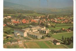 Reignier-Esery (La Roche-sur-Foron-Haute Savoie)-Le Village Et La Maison De Retraite à L'avant Plan - La Roche-sur-Foron