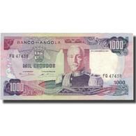 Billet, Angola, 1000 Escudos, 1972, 1972-11-24, KM:103, TTB - Angola