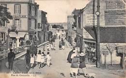 SAINT PAIR SUR MER - Rue De Granville - Saint Pair Sur Mer