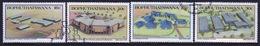 Bophuthatswana Set Of Stamps Celebrating Tertiary Education From 1987. - Bophuthatswana