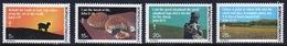 Bophuthatswana Set Of Stamps Celebrating Easter From 1981. - Bophuthatswana