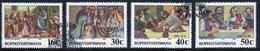 Bophuthatswana Set Of Stamps Celebrating Easter From 1988. - Bophuthatswana